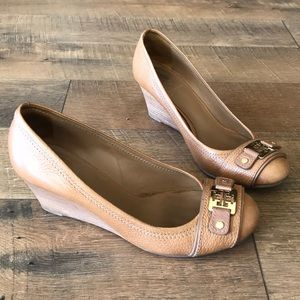 Tory Burch wedge in size 8M